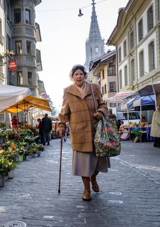 Samstags-Wochenmarkt, Münstergasse