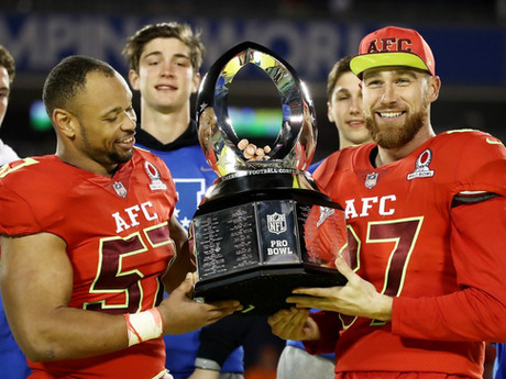Lorenzo Alexander named Defensive MVP as AFC wins 2017 Pro Bowl