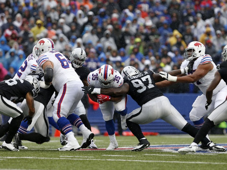 Resurgence of Edwards Jr. keeping Raiders' run defense afloat