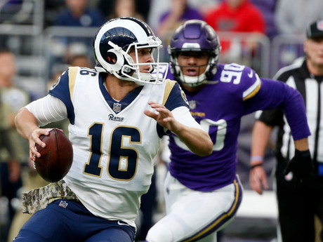 Vikings rookie Tashawn Bower makes most of his opportunity with first NFL sack