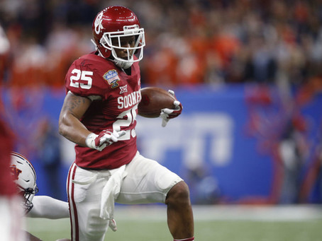 Mixon Made Smart Choice When Picking Agent