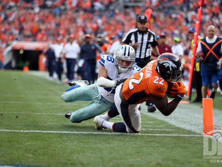 C.J. Anderson, Trevor Siemian win FedEx Air and Ground Players of the Week honors