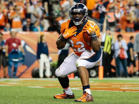 C.J. Anderson On the Road to Recovery