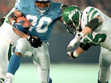 20 years later: How Barry Sanders ran for 2K and a place in history