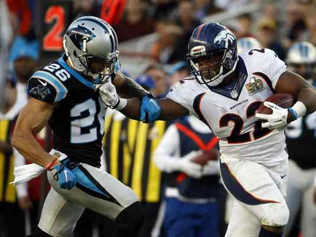 C.J. Anderson discusses his signing with Carolina Panthers