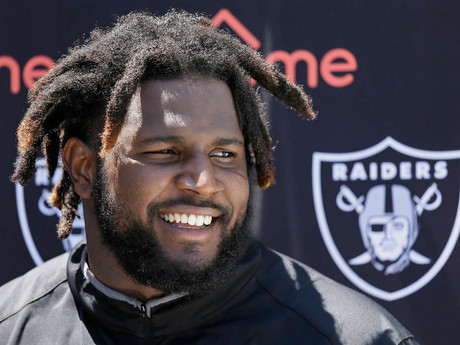 Raiders look for healthy Mario Edwards Jr. to bolster D-line