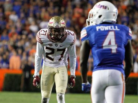 Marquez White, overlooked in college, is making NFL noise