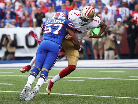 Lorenzo Alexander drops weight, but not expectations for another big year with Bills