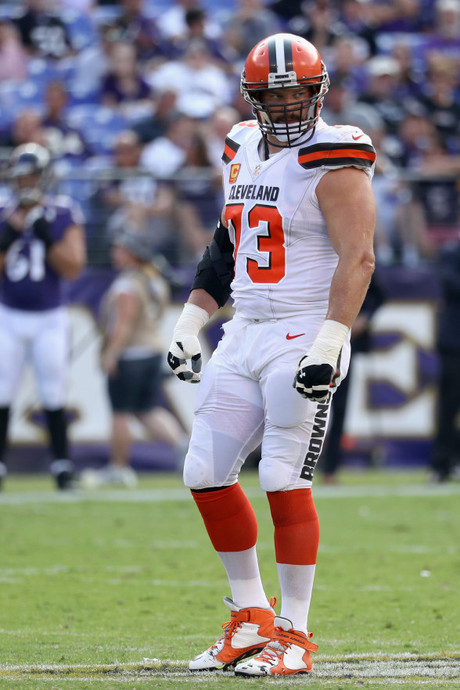 Joe Thomas will be highest-paid OL in 2018 with new deal from Browns