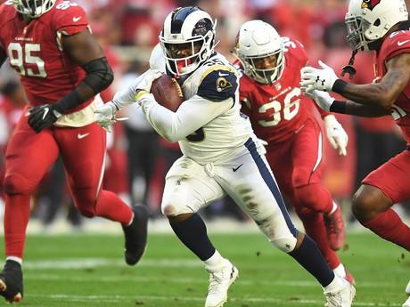 Rams' C.J. Anderson Produces again