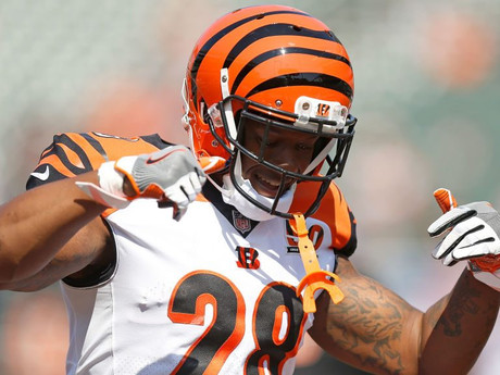 "Marvin Lewis says Joe Mixon ""way better than I expected"""