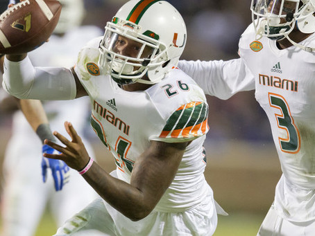 220lb Safety Rayshawn Jenkins may fit Hybrid Safety/Linebacker role for NFL Teams