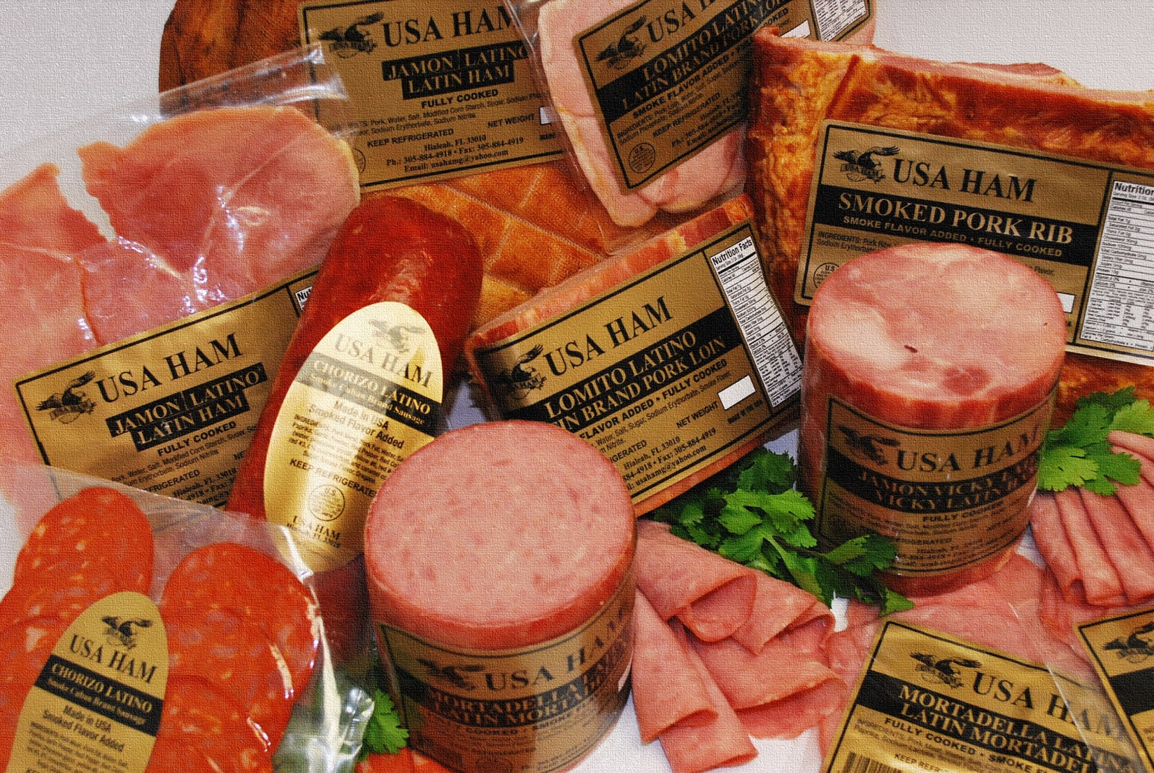 USA HAM products