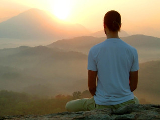 A meditação como uma ferramenta para tornar o mundo do cliente visível no processo de coaching.