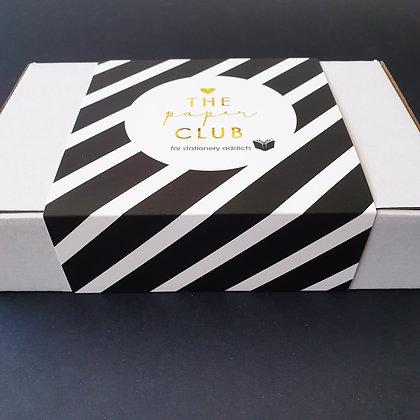 B&W Mystery Box