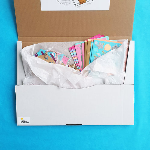 Merry and Bright Christmas Mystery Box