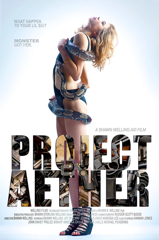 Project Aether22 with snake BRIGHTER FLA