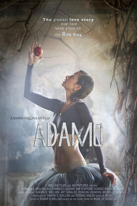 FILM ADAMO POSTER new adamo poster v33.2