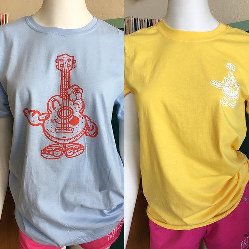 Ukulele Tshirts