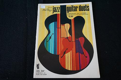 Mel Bay's Jazz Guitar Duets
