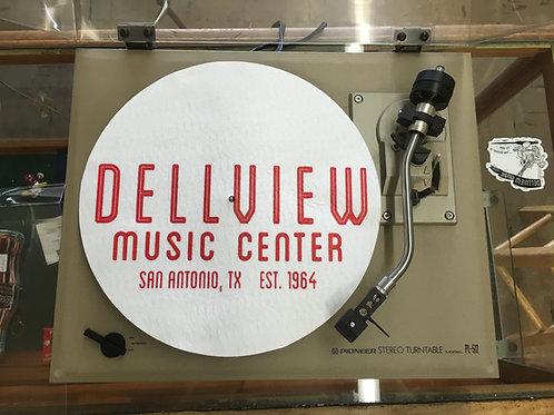 Dellview Music Slip Mats