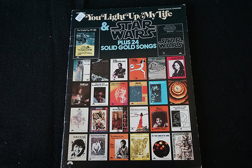 You Light Up My Life & Star Wars Plus 24 Solid Gold Songs