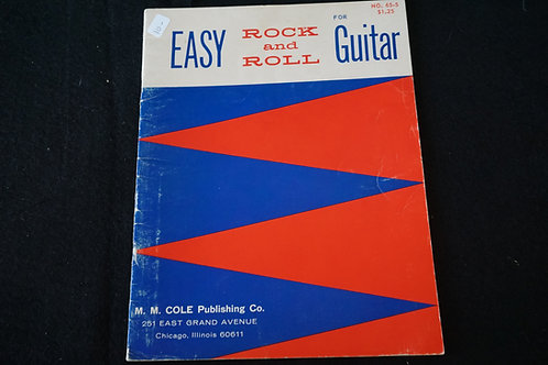 Easy Rock and Roll for Guitar