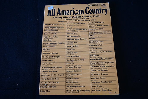 All American Country, Volume 2