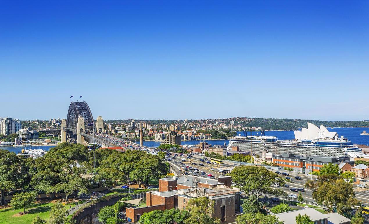 一流绝美景观的世界级港湾公寓