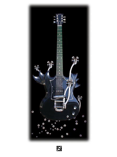 Guitar B12