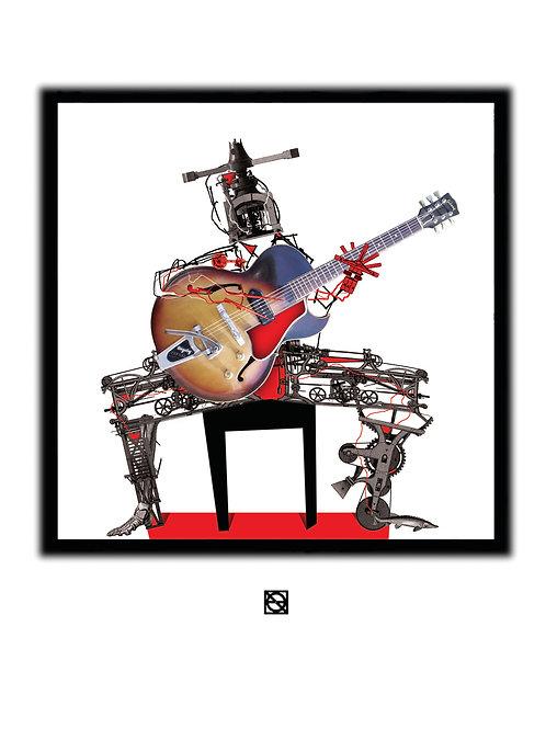 StegArt Guitars L8