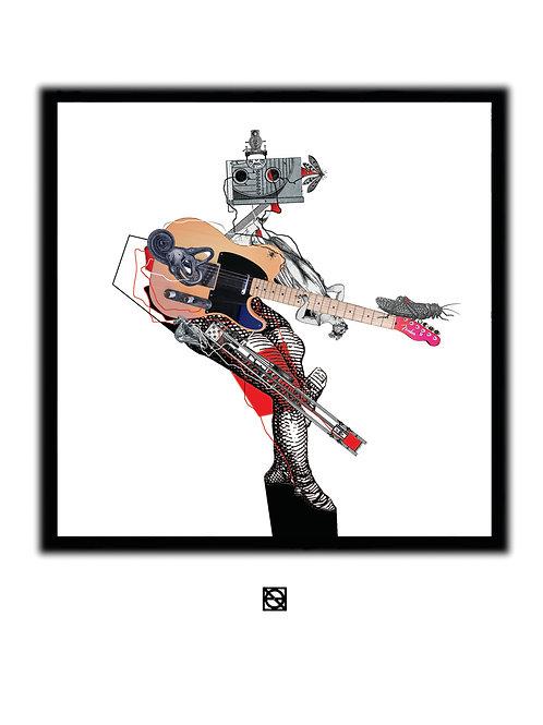 StegArt Guitars L1