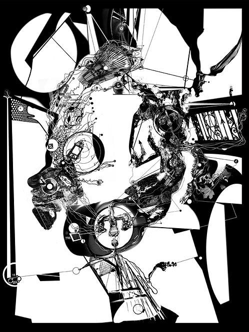 StegArt Print X3