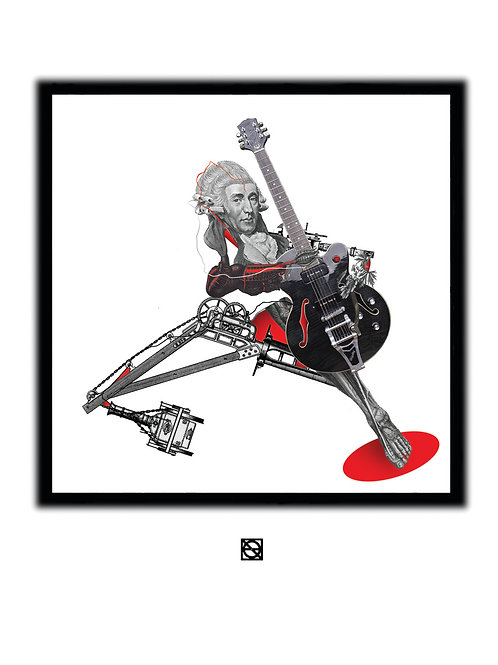 StegArt Guitars L3