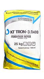 КТтрон-3 Л400 (литьевой ремонтный состав