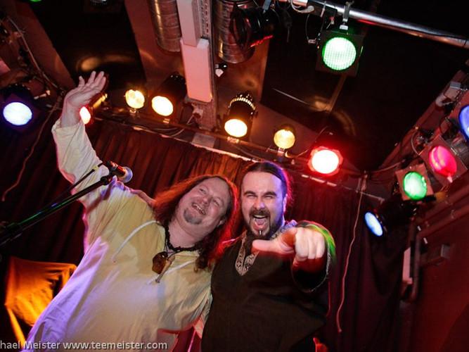Arnulf & Tom