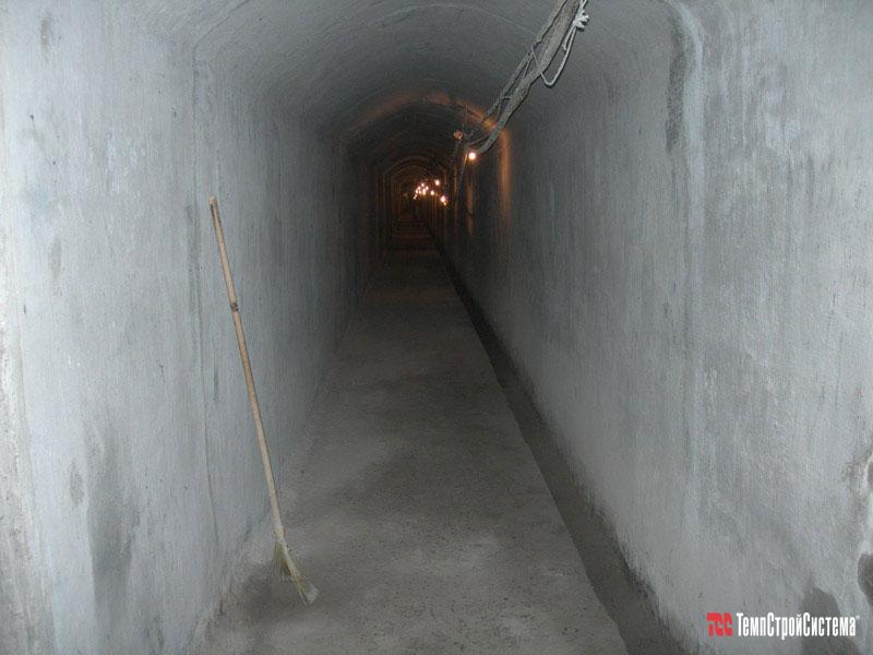 Подвал после обработки гидроизоляционными составами (3)