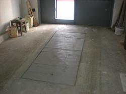 Гидроизоляция пола гаража в ГСК