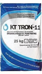 КТтрон-11 проникающая гидроизоляция для старых бетонов