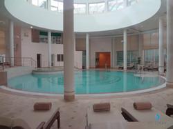 Гидроизолированный бассейн гостиницы