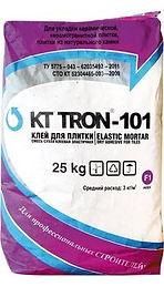 КТтрон-101 эластичный гидроизоляционный клей