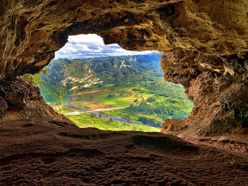 Window Cave Arecibo Puerto Rico