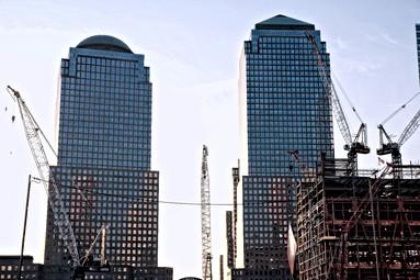 World Financial Buildings New York
