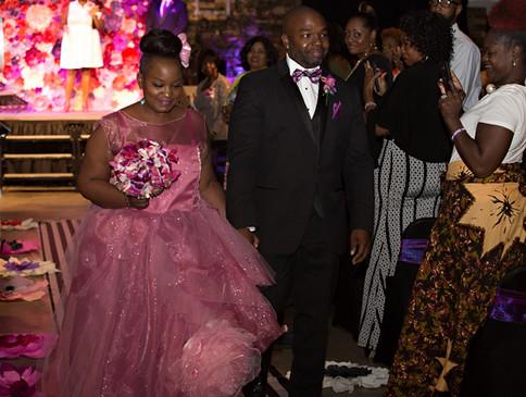 Genathan & Angela Wedding