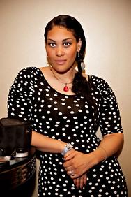 R&B Singer KeKe Wyatt