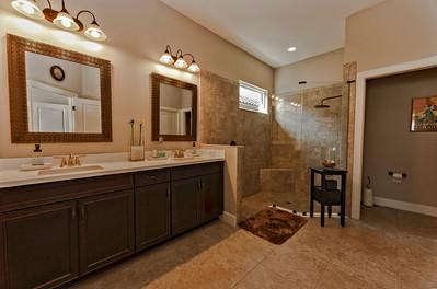 Umbria Hill Drive Master Bathroom