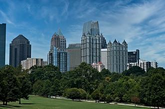 Piedmont Park Atlanta GA