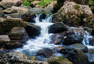 El Yunque Rainforest Waterfalls