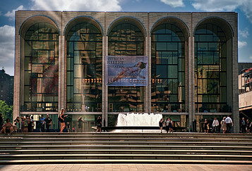 Lincoln Center for Performing Arts New York