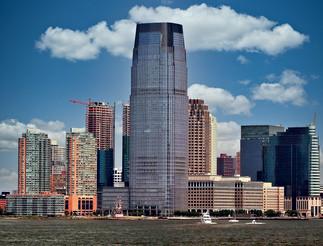 Manhattan, NY Skyline